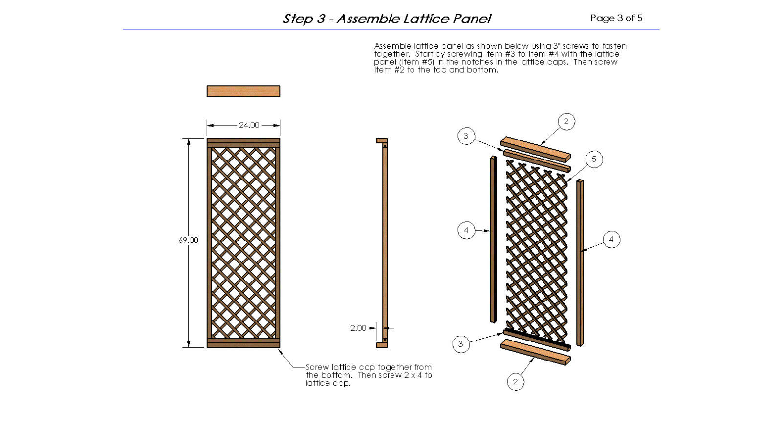 building your first garden trellis get detailed plans my